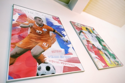 Soccer Illustrations